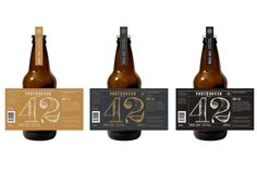 Packaging of the World: Creative Package Design Archive and Gallery: North Bound Brewery