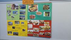 The World traveller project 2018! Explore Greece! A class Chrisostomou Smirnis school!
