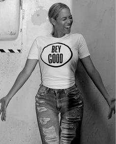 Beyoncé x Teespring Bey Good T-Shirt