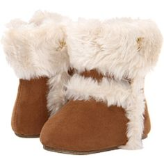 MICHAEL Michael Kors Kids Baby Grace Boot Fur (Infant/Toddler)