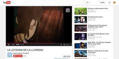 LA LEYENDA DE LA LLORONA - YouTube #eldíadelosmuertos