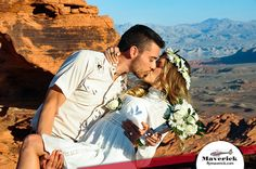 Our #ValleyofFire wedding is the ultimate backdrop for your special day. #Wedding #Planning #GrandCanyon #Destination