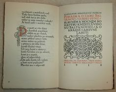 Dyrynk – Krásna kniha, její technická úprava (ukážky)