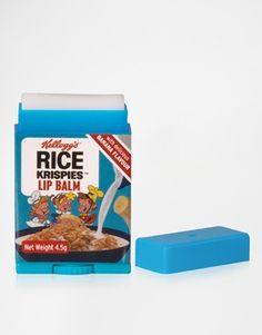 Agrandir Kellogg's - Baume à lèvres boîte de céréales - Rice Krispies