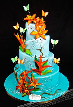 Speciality cakes, birthdays, engagemet, baptism, Design Cakes page 3