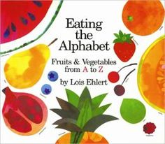 Eating the Alphabet: The ABCs of Teaching Kids About Food!