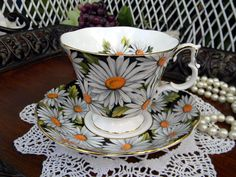 Royal Albert England Tea Cup and Saucer