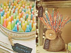 Vintage Wedding Candy Table    #Vintage #Retro #Wedding