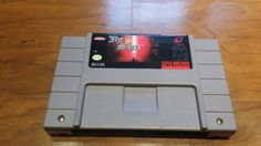 The 7th Saga Super Nintendo snes video game RPG console system enix - pinned by pin4etsy.com