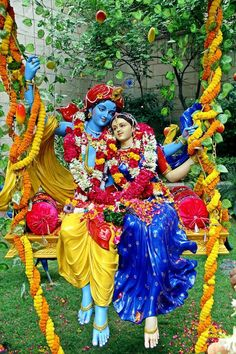 ♥ Lord Krishna Images, Radha Krishna Pictures, Radha Krishna Photo, Krishna Photos, Krishna Art, Baby Krishna, Krishna Leela, Jai Shree Krishna, Radhe Krishna Wallpapers