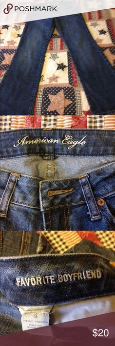 American eagle jeans Size 4R American eagle jeans flare leg jeans American Eagle Outfitters Jeans Flare & Wide Leg