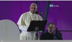 Papa Francisco critica padres que não acreditam no demônio