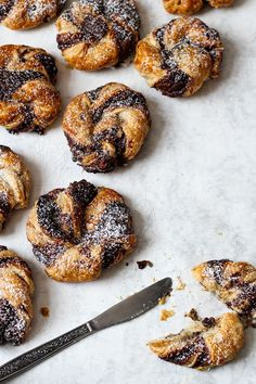 Chocolate, Clementine and Ginger Buns