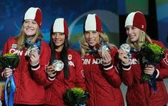 Jessica Gregg Kalyna Roberge Marianne St-Gelais Tania Vicent Vancouver 2010 - Google Search