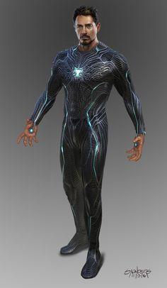 Avengers: Infinity War - Iron Man Mk 50 suit-up, Phil Saunders Marvel Comics, Marvel Heroes, Marvel Avengers, Avengers Series, Heros Film, Iron Man Art, Iron Man Wallpaper, Ironman, Iron Man Tony Stark