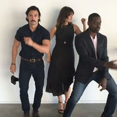 """So. Much. Dancing. 