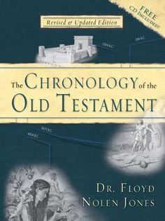 The Chronology of the Old Testament (Book & CD) by Floyd Nolen