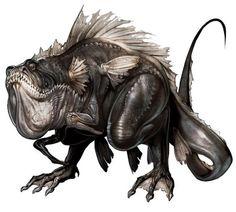Art illustration - Creatures