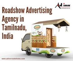 One of the oldest and most enduring form of advertising is roadshow advertising. It has become more valuable today because the market has become more diverse and geographically sprawling. A Roadshow Advertising Agency in Tamilnadu, India reaches customers from all strata of society. Advertising Services, Old Things, India, Marketing, Rajasthan India, Indie, Indian