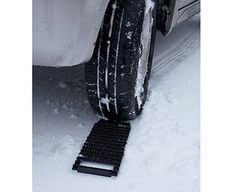 Expert Verdict Tread Ahead Ice Grip Mats (2) It's easy for your car to get bogged down in mud or snow. Carry these traction mats in your boot and you'll never get stuck again. Simply place them under the drive wheels of your vehicle and they'll  http://www.MightGet.com/january-2017-11/expert-verdict-tread-ahead-ice-grip-mats-2-.asp