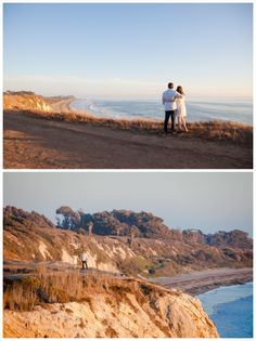 Santa Barbara Bluffs Engagement Portraits by Paul & Jewel Studios - Boutique Love & Wedding Photographer - International Lifestyle Portraits
