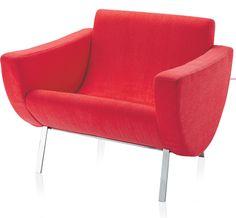 Maisons du Monde - Meubel, decoratie, verlichting en zitbank Pierre Guariche, Tub Chair, Decoration, Love Seat, Accent Chairs, Armchair, New Homes, Couch, Design