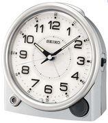 Seiko QXE011ALH Ultimate Alarm Clock - Battery Powered Alarm Clocks