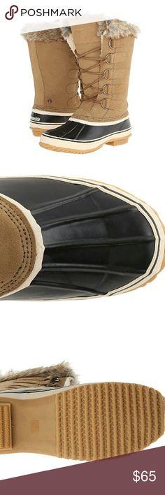 d599345f88c51e New Northside Kathmandu Women s Size 7 Tan Boots Features  Lace Up