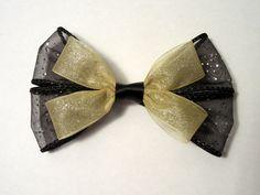Space Mountain Hair BowDisneyland Disney Inspired. $8.00, via Etsy.