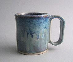 big loop handle mug shape