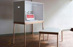 """Multifunctional kids furniture """"Ausgewachsen"""" by Annika Marie Buchberger"""