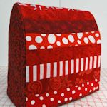 Free Appliance Cover Patterns Tutorials: {Sewing}