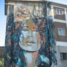 #alice pasquini #street Art #mural