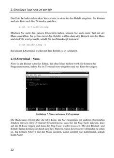 Leseprobe rpi  Leseprobe Raspberry Pi Buch von Bert van Dam