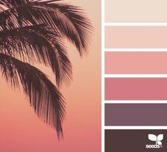 Ideas For Wedding Summer Colors Colour Palettes Design Seeds Color Schemes Colour Palettes, Paint Color Schemes, Colour Pallette, Summer Colour Palette, Color Combinations, Design Seeds, Do It Yourself Design, Grafik Design, Color Swatches