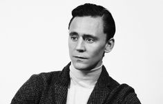 #Tom Hiddleston by Desmond Muckian, 2011.