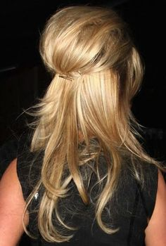My hairstyle! My hairstyle! Love Hair, Great Hair, Gorgeous Hair, Amazing Hair, My Hairstyle, Pretty Hairstyles, Wedding Hairstyles, Beehive Hairstyle, Coiffure Hair