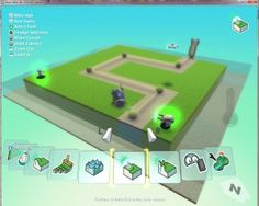 Kodu - 3d Games Design for School