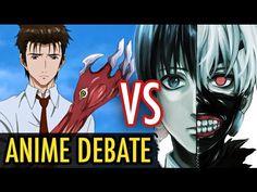 Parasyte VS Tokyo Ghoul | Anime Debate