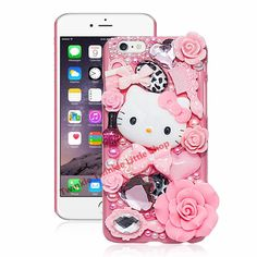 Cute Hello Kitty Crystal Pearl Case For iPhone Back Cover Phone Cases For apple iphone for plus/ – World of Hello Kitty Merchandise Iphone 5s, Iphone 8 Plus, Iphone 6 Cases, Phone Covers, Apple Iphone, Phone Case, Hello Kitty Shop, Hello Kitty Merchandise, Clock For Kids