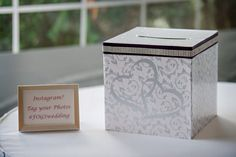 indian wedding card box via IndianWeddingSite.com