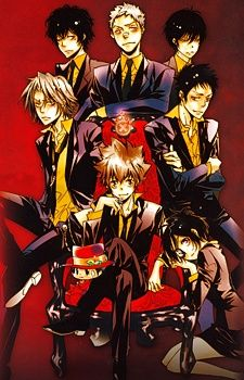 Katekyo Hitman Reborn! - MyAnimeList.net  #manga is awesome I love it