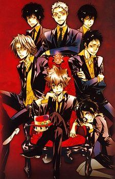 Katekyo Hitman Reborn! - MyAnimeList.net  #manga is awesome I love it