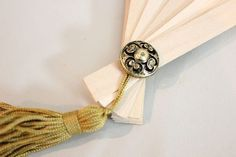 Learn how to make Japanese fans for celebrations or decor. Fashioned out of decorative paper and wood, it's an easy DIY. Hobbies And Crafts, Crafts To Make, Hand Held Fan, Hand Fans, Crochet Flower Tutorial, Owl Crafts, Paper Crafts, Twisted Metal, Diy Fan