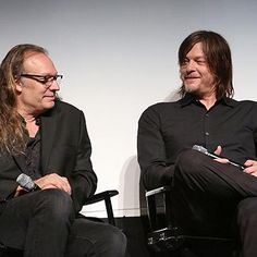 Hot: The Walking Dead star Norman Reedus and Greg Nicotero are opening a restaurant