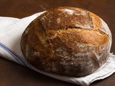 Everything You Need to Know to Start Baking Awesome Bread - serious eats Crusty White Bread Recipe, Basic Bread Recipe, Recipes Appetizers And Snacks, Köstliche Desserts, Delicious Desserts, Baking Science, Serious Eats, Bread Baking, Baking Tips