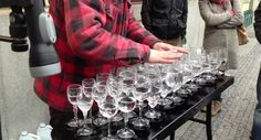 "Street Artist Defies Logic, Plays Perfect ""Hallelujah"" Using Only Crystal Glasses http://www.iconicvideos.biz/street-artist-defies-logic-plays-perfect-hallelujah-using-crystal-glasses/"