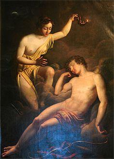 psyche eros Greek myth