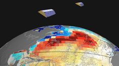 GRACE satellites measured Atlantic Ocean bottom pressure as an indicator of deep ocean current speed. Nigeria Travel, Iran Travel, Egypt Travel, Nasa Telescope, Earth Gravity, Greenland Travel, Earth's Magnetic Field, Ocean Current, Deep Space