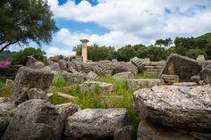 Αncient Olympia / Greece #ancient_olympia, #temple_of_zeus, #zeus, #olympia, #greece, #travel, #Αρχαια_Ολυμπια, #Ελλαδα